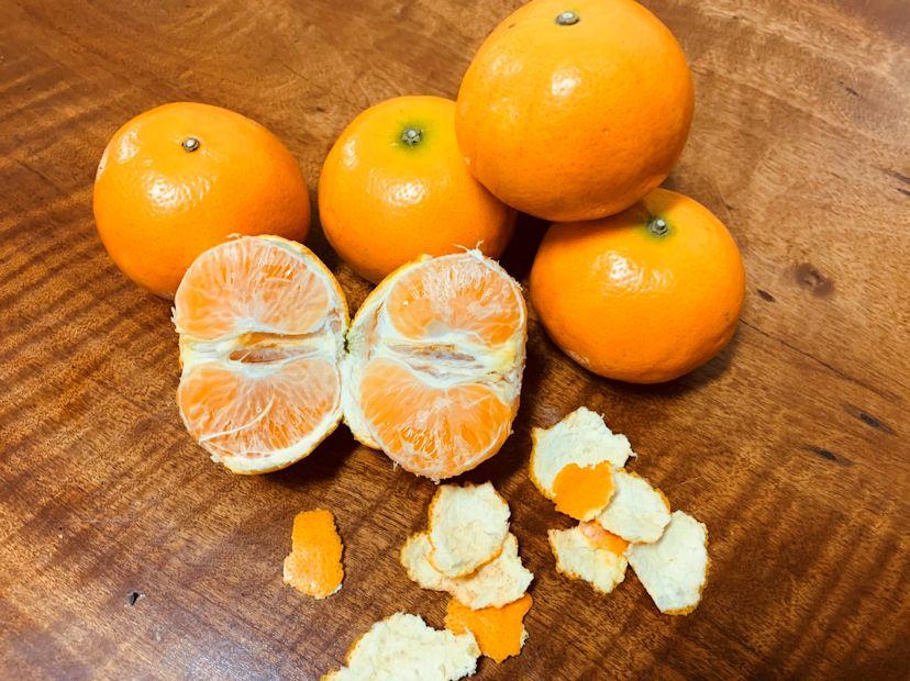 ▲茂谷柑是冬季很好的水果之一。(照片/台灣扶農協會提供)